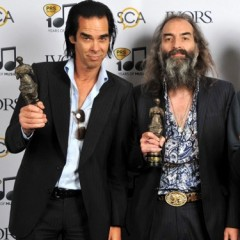 Album Award - Nick Cave and  Warren Ellis